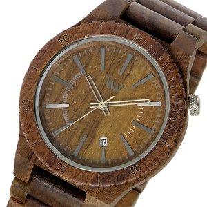 【激安アウトレット!】 ウィーウッド WEWOOD 木製 木製 ASSUNT NUT アサント メンズ メンズ 腕時計 時計 WEWOOD 9818047 ブラウン 国内正規【ラッピング無料】, ラララカフェ:60d6c447 --- lbmg.org