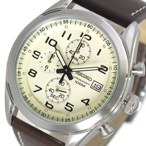 【一部予約!】 セイコー SEIKO クオーツ メンズ メンズ 腕時計 時計 SSB273P1 腕時計 アイボリー【ラッピング無料 クオーツ】, お家DECOの店 efiLuz-エフィルス-:832daede --- ancestralgrill.eu.org