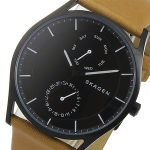 若者の大愛商品 スカーゲン SKAGEN クオーツ メンズ 腕時計 スカーゲン SKAGEN 時計 SKW6265 ブラック 腕時計【ラッピング無料】, テンパクク:006d78c5 --- mashyaneh.org