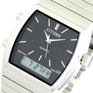 [定休日以外毎日出荷中] シチズン メンズ CITIZEN 腕時計 時計 メンズ レディース レディース JM0540-51E JM0540-51E クォーツ ブラック シルバー【ラッピング無料】, 銀座カレン:acb80f72 --- fukuoka-heisei.gr.jp