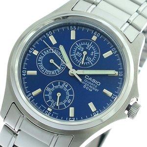 【送料関税無料】 【希少逆輸入モデル】 カシオ CASIO カシオ クオーツ メンズ 腕時計 時計 CASIO MTP-1246D-2A クオーツ ブルー/シルバー【ラッピング無料】, クーパー:badbbde1 --- frmksale.biz