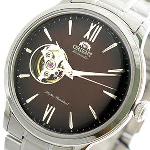 お気にいる オリエント ORIENT 自動巻き 腕時計 時計 メンズ RN-AG0016Y 自動巻き ブラウン オリエント シルバー ORIENT【ラッピング無料】, ハッピーブランド:5539d597 --- blog.tiendaswipe.com