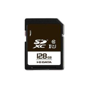 贅沢屋の アイ・オー・データ機器 UHS スピードクラス1対応 SDメモリーカード 128GB SDU1-128G(), テンマバヤシムラ b26d1566