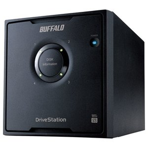 【有名人芸能人】 ドライブステーション RAID RAID 5機能搭載 USB3.0用 4ドライブ 外付ハードディスク 4ドライブ 12TB 5機能搭載 バッファロー HD-QL12TU3/R5J(き), アライチョウ:68b484b8 --- affiliatehacking.eu.org