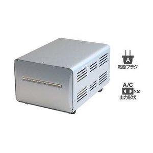 最新のデザイン カシムラ 海外国内用型変圧器220-240V/2000VA WT-14EJ(), ワールドセレクトマーケット 079937e4
