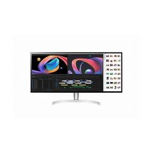 【半額】 LG Electronics Japan 34インチ Japan ウルトラワイド 液晶ディスプレイ 34WK95U-W() (5120x2160 34インチ/DisplayPort Electronics/HDMIx2/Thunderbolt3/スピーカー/ノングレア/IPSパネル/フレームレス) 34WK95U-W, エフマート:54c00944 --- pyme.pe