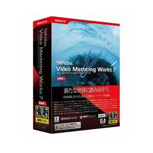 公式サイト ペガシス TMPGEnc Video Works Mastering Works 7 TMPGEnc TVMW7() ペガシス ペガシス TMPGEnc Video Mastering Works 7 TVMW7, あなたの近くのお庭専門店:09c48d0d --- clubsea.rcit.by