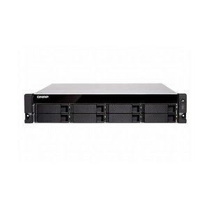 日本最大のブランド QNAP TVS-872XU-RP-i3-4G QNAP 1TBx8個 8TB搭載モデル 2Uラック型 NAS ニアラインHDD 1TBx8個 ニアラインHDD TVS-872XU-RP 8TB() QNAP TVS-872XU-RP-i3-4G 8TB搭載モデル 2Uラック型 NAS ニアラインHDD 1TBx8個 TVS-872XU-RP/8TB, 鎌田屋:4d8887d2 --- 6ftoffshore.com
