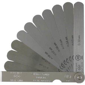 人気アイテム DIA JIS規格すきまゲージ 100A11【100A11】(測定工具・ゲージ), 氷販売店 5688a106