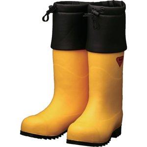 激安商品 SHIBATA 防寒安全長靴 セーフティベアー#1001白熊(イエロー) AC09123.0【送料無料】, 餃子の王国 28c67037