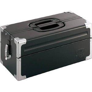 大切な TONE ツールケース(メタル) V形2段式 V形2段式 マットブラック【BX322BK TONE】(工具箱・ツールバッグ・スチール製工具箱), 新車選び.COM:6826adde --- mashyaneh.org