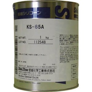 【楽ギフ_包装】 信越 バルブシール用オイルコンパウンド 1kg【KS65A-1 信越】(化学製品・離型剤), 天王町:e64bb14b --- cartblinds.com