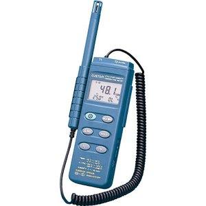 【超歓迎された】 カスタム デジタル温湿度計 CTH1100, 健康ストア 健友館 21594b3d