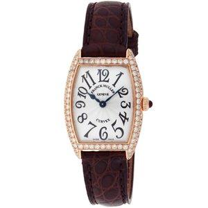 かわいい! FRANCK MULLER フランク 腕時計・ミュラー トノーカーベックス 1752 QZ QZ D SLV-BRW 5N 5N 腕時計 レディース【送料無料】, ウェアウェア:579a3bc0 --- pyme.pe