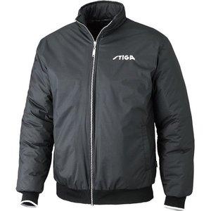 STIGA(スティガ) 卓球アウター SEASON JACKET シーズンジャケット ブラック XL 1862190107