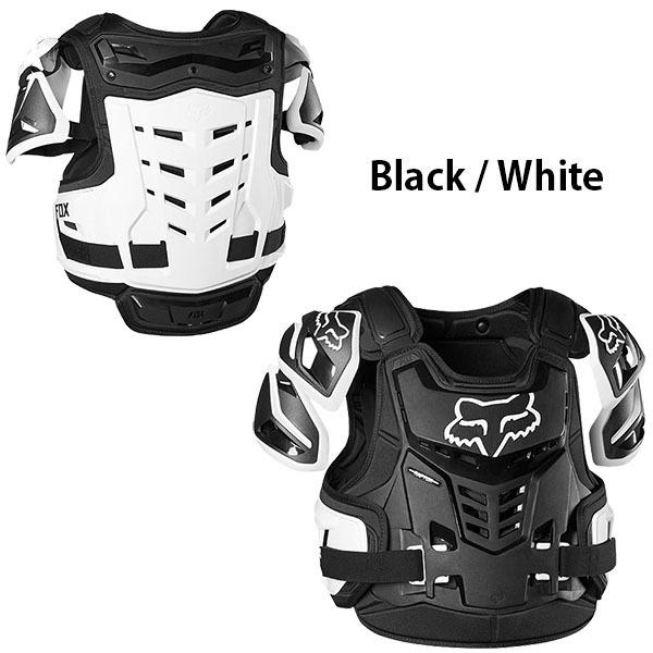 Raptor Vest Ce Black//White