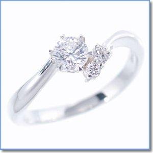 ランキング第1位 婚約指輪 エンゲージリング シチズン セントピュール ~Something Blue~【送料無料】セール (ジュエリー 通販 レディース 彼女喜ぶプレゼント) 絆 ラウンドブリリアント, フジミシ 591887ff