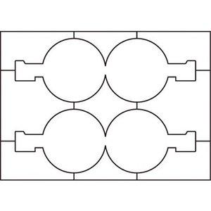 最先端 中川製作所 0000-302-LFS2 ラミフリー スポッター A4-2面 100シート, クリハラグン 444b9d08