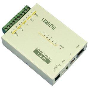【超歓迎された】 ラインアイ LA-5R(G) LAN接続型デジタルIOユニット リレー接点5出力【送料無料】 ラインアイ【在庫:お取り寄せ】, 買取トナー屋さん ズバットナー:2ff91d79 --- turkeygiveaway.org