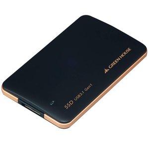 数量限定セール  グリーンハウス GH-SSDU3B960 USB3.0対応 小型外付ポータブルSSD 960GB ブラック 簡易パッケージ仕様【送料無料 USB3.0対応】【在庫:お取り寄せ】, 相知町:9ee58b4f --- ancestralgrill.eu.org