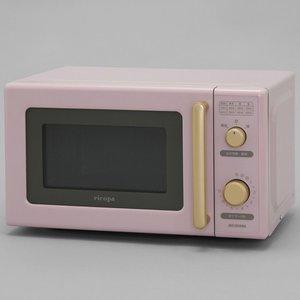 人気商品の アイリスオーヤマ IMB-RT17-PA ricopa 電子レンジ アッシュピンク, イチマル a6a45895