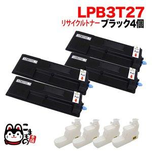 想像を超えての エプソン用 LPB3T27 ブラック リサイクルトナー ブラック 4本セット【送料無料】お得な4個セット!高品質・低価格のエプソン用 エプソン用 LPB3T27リサイクルトナー ブラックです。経費削減に!, カフェ プリムラ:e7edbb5e --- showyinteriors.com