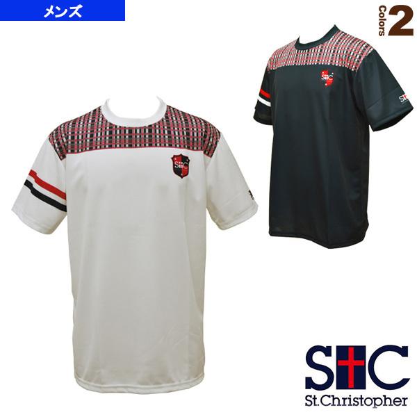 25e462a6e893a チェック プラクティスTシャツ/メンズ(STC-AFM5005)
