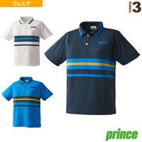 79024cb5159d4 [プリンス テニス ジュニアグッズ]ゲームシャツ/ジュニア(WJ198)子供用