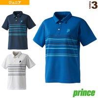 38866a6eab355 [プリンス テニス・バドミントン ウェア(メンズ/ユニ)]ジュニアゲームシャツ(WJ102.