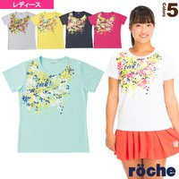 bba81e0a4efdc [ローチェ(roche) テニス・バドミントン ウェア(レディース)]Tシャツ/レディース.