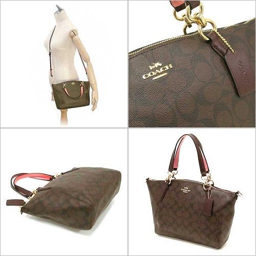 cab725d9fb86 定番シグネチャーバッグ。長財布も入るサイズ感です。 ハンドバッグとしてもショルダーバッグとしても使える2wayバッグです。