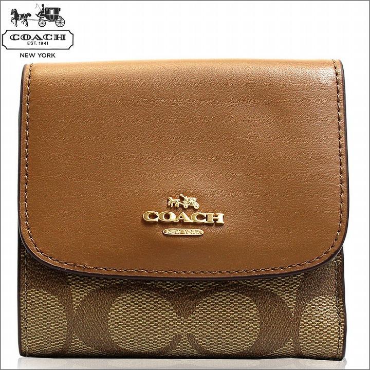0f9643c0c14e COACH コーチ 財布 二つ折り財布 f87589imbdx