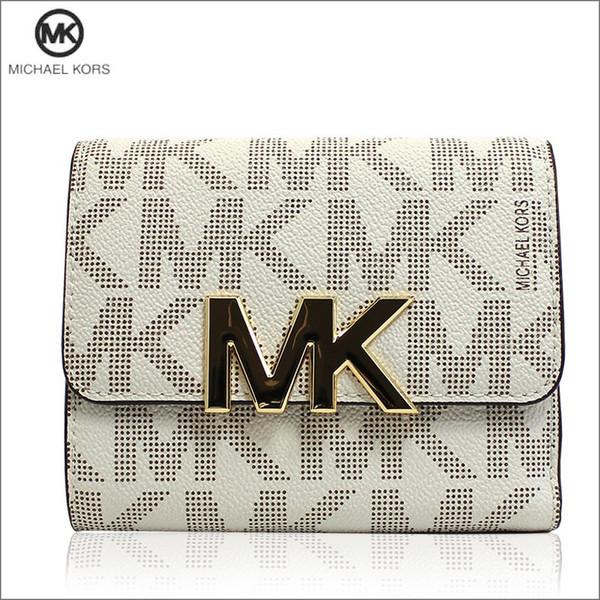 d03a449a882d マイケルコース MICHAEL KORS 財布 二つ折り財布...|ファッションラボ【ポンパレモール】