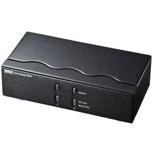 最新な サンワサプライ ディスプレイ切替器(DVI24pin用)・2回路 SW-EDV2N 【送料無料】ディスプレイ切替器(DVI24pin用)・2回路 (SWEDV2N), ゴルフのセレクトショップ SERENO:79996d3f --- discrimination.ff-klempau.de