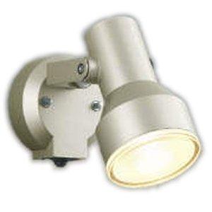 【メール便送料無料対応可】 コイズミ アウトドアスポットライト(電球色LED) AU45241L 【送料無料】アウトドアスポットライト(電球色LED), 美杉村:08f7db49 --- joanosullivan.com