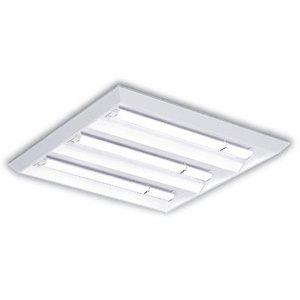 印象のデザイン 遠藤照明 LEDZ TWIN TUBE series スクエアベースライト 下面開放形 ERK9292W, カスタムライフ ed0c2075