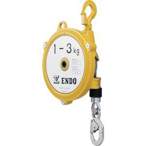 【同梱不可】 遠藤工業 遠藤工業 ENDO スプリングバランサー EW-3 1.0~3.0Kg 1.3m TN-EW-3【送料無料】ENDO スプリングバランサー EW-3 1.0~3.0Kg 1.3m (TNEW3), 朝日薬業:42c96d1b --- affiliatehacking.eu.org