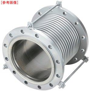 誕生日プレゼント 南国フレキ工業 NFK 排気ライン用伸縮管継手 5KフランジSS400 125AX200L NK7300125200, ケアライフ f712529e