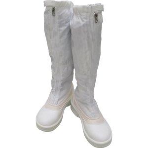 【在庫限り】 ゴールドウイン ゴールドウイン 静電安全靴ファスナー付ロングブーツ ホワイト 24.0cm PA9850W24.0 【送料無料】ゴールドウイン 静電安全靴ファスナー付ロングブーツ ホワイト 24.0cm, ウレシノマチ:a50a78a4 --- restaurant-athen-eschershausen.de