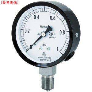 新素材新作 長野計器 長野 普通形圧力計(A枠立形・φ75・G3/8B・-0.1~0Mpa(真空計)) AC201330MP, FESCOポップコーンショップ 4467ba7f