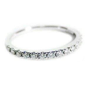 スーパーセール期間限定 その他 ダイヤモンド リング ハーフエタニティ 0.3ct プラチナ Pt900 8号 0.3カラット エタニティリング 指輪 鑑別カード付き ds-1235873, 平野商店 2df8e544