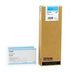 大量入荷 その他 (まとめ) エプソン EPSON PX-P/K3インクカートリッジ その他 ICLC58 ライトシアン 1個 700ml ICLC58 1個【×3セット】 ds-1572071【送料無料】(まとめ) エプソン EPSON PX-P/K3インクカートリッジ ライトシアン 700ml ICLC58 1個【×3セット】 (ds1572071), ZNEWMARK(ジニューマーク):cda8dda3 --- abizad.eu.org