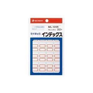 ファッション その他 (業務用200セット) ニチバン マイタックインデックス ML-131R 小 赤 ds-1740081, 大島郡 e4e4ff00