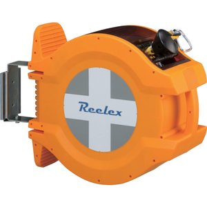 当店だけの限定モデル トラスコ中山 Reelex バリアロープリール(反射トラロープ20m) BRR1220HL, DEPARTMENTSTORES b2e2f00d