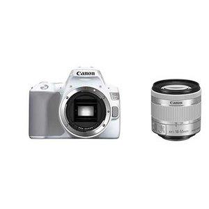 最も優遇 キヤノン デジタル一眼レフカメラ EOS Kiss X10ホワイト+EF-S18-55 IS STM セット お一人様1台限り KISSX10WH-1855ISSTMLK【納期:1週間】, シモカワチョウ 9b59d71d