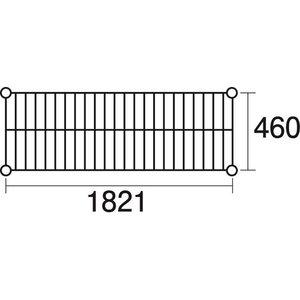 格安SALEスタート! その他 棚 スーパーエレクター 棚 MS1820 KND-137017【送料無料】スーパーエレクター MS1820 棚 MS1820 (KND137017), MGR Customs:51fb6ba6 --- peggyhou.com