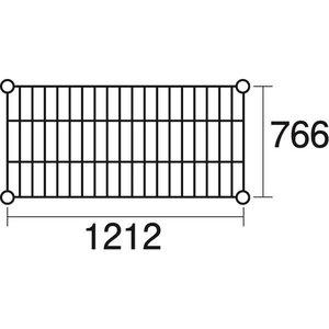 日本人気超絶の その他 ステンレスエレクター 棚 棚 その他 SLMS1220 KND-137118【送料無料】ステンレスエレクター 棚 SLMS1220 (KND137118), Lachic:58ddd9a1 --- peggyhou.com