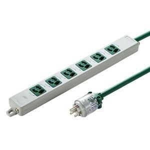 最新作 その他 サンワサプライ グリーン 医用接地プラグ付き電源タップ グリーン その他 TAP-HPM6-3G ds-2188757【送料無料】サンワサプライ サンワサプライ 医用接地プラグ付き電源タップ グリーン TAP-HPM6-3G (ds2188757), 衝撃特価:6a9e47cf --- pyme.pe