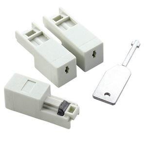 完璧 その他 エレコム LANポート鍵付きプロテクタ 本体3個 鍵1個 LD-LOCK/HUB03 1セット 【×10セット】 ds-2224631, 特別オファー a6d9a195