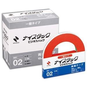 色々な その他 NWBP-10 (まとめ) 1パック(5巻) ニチバン ナイスタック 再生紙両面テープ ビジネスパック 大巻 (まとめ) 10mm×30m NWBP-10 1パック(5巻) 【×10セット】 ds-2227246【送料無料】(まとめ) ニチバン ナイスタック 再生紙両面テープ ビジネスパック 大巻 10mm×30m NWBP-10 1パック(5巻)【×10セット】 (ds2227246), ゴキちゃんグッバイ公式ショップ:dded8025 --- frmksale.biz